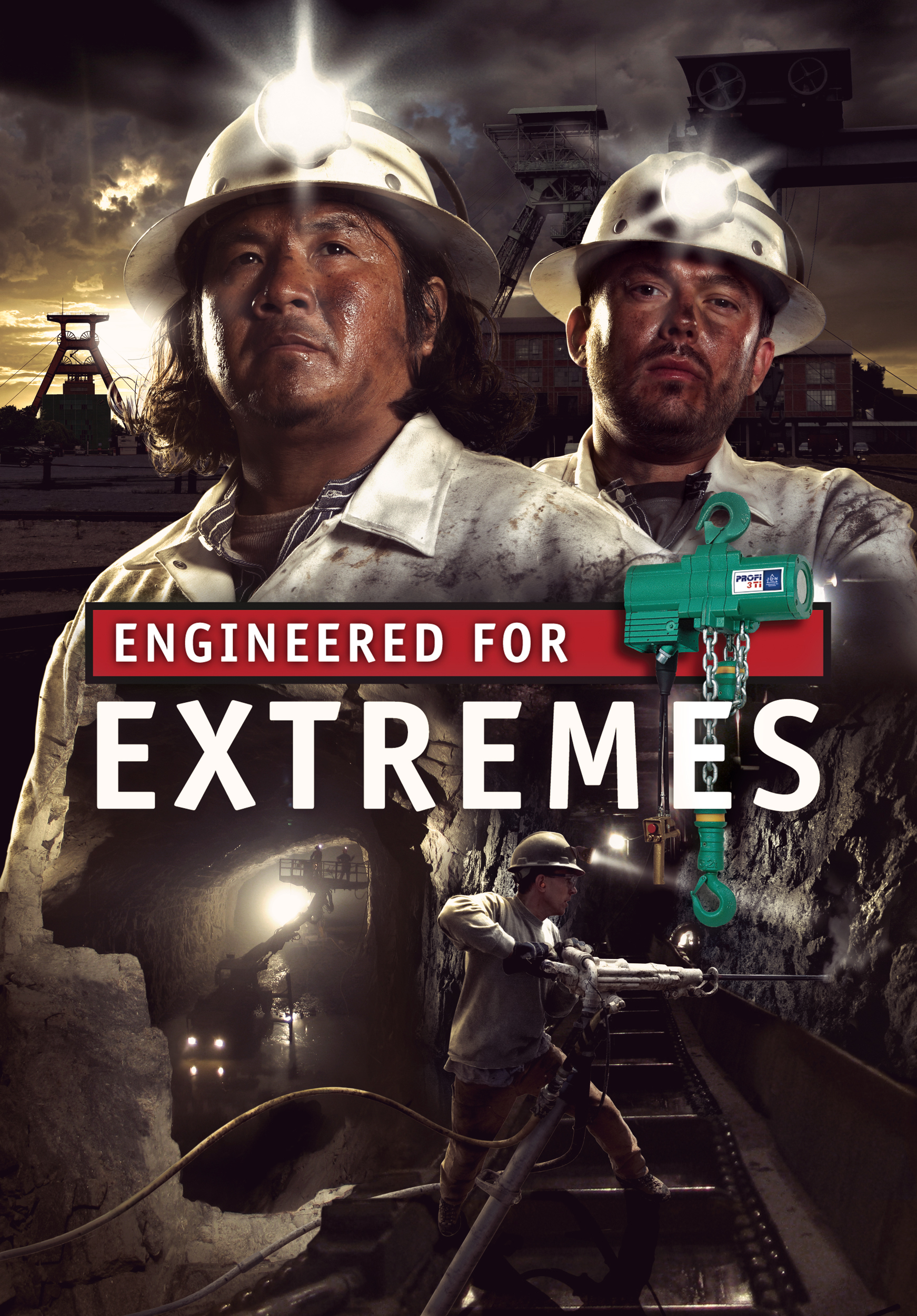 Engineered for Extremes: Mining