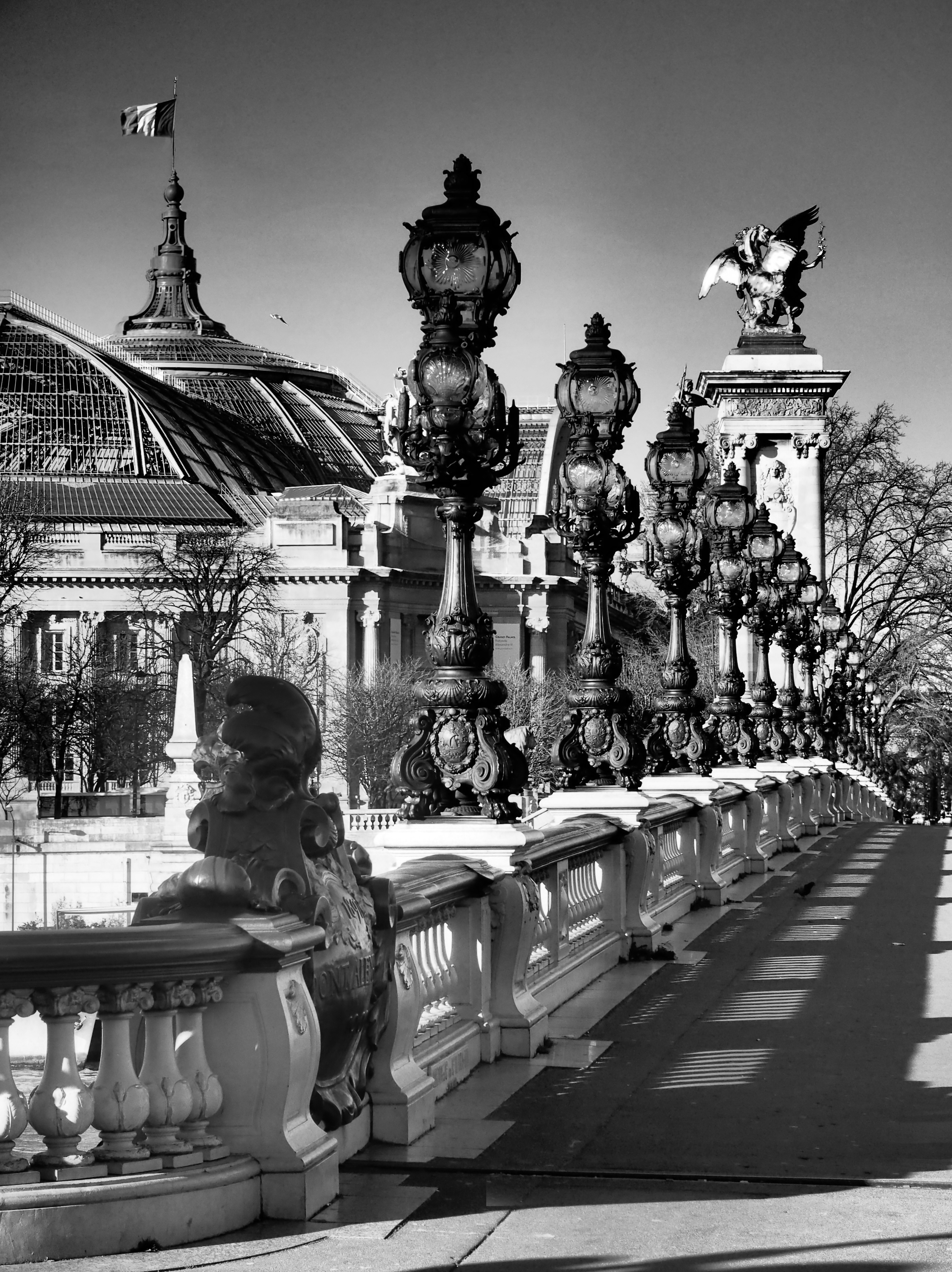 Pont Alexandre 3 & Grand Palais