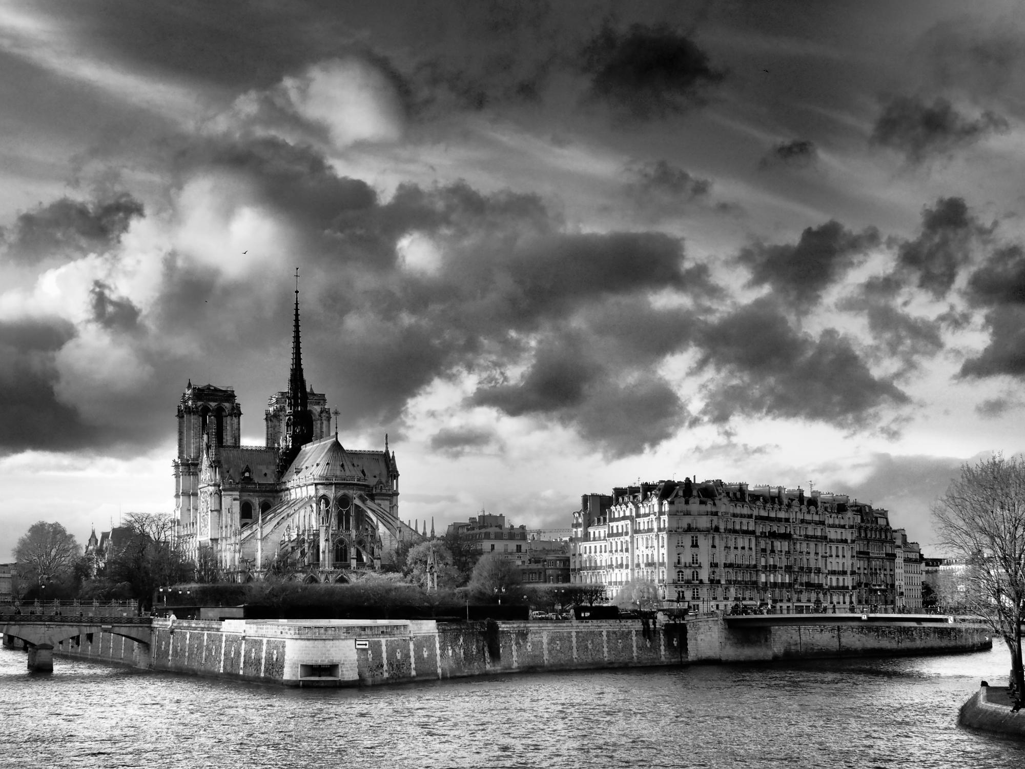 Notre Dame & Île de la Cité