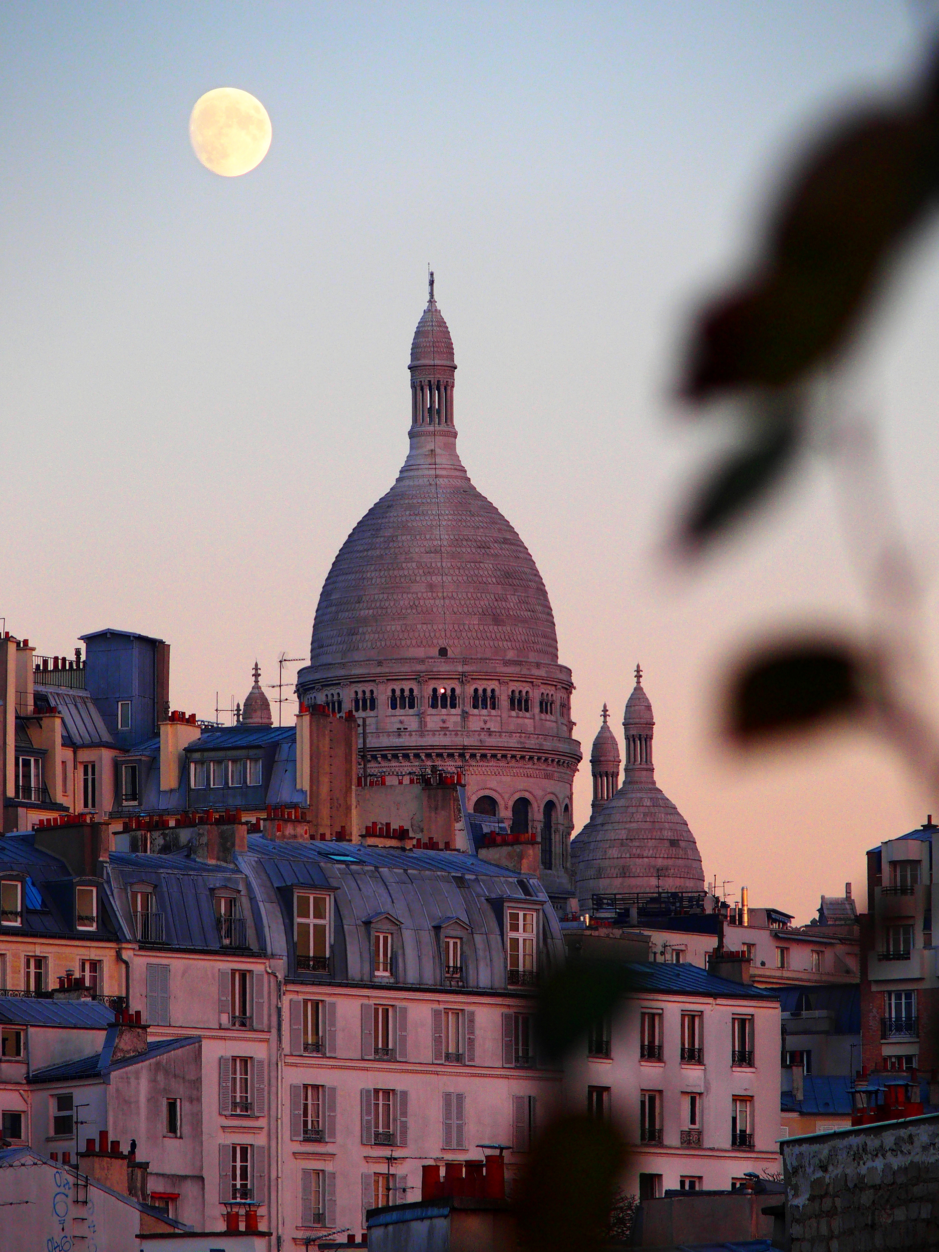 Sacré Coeur at dawn II