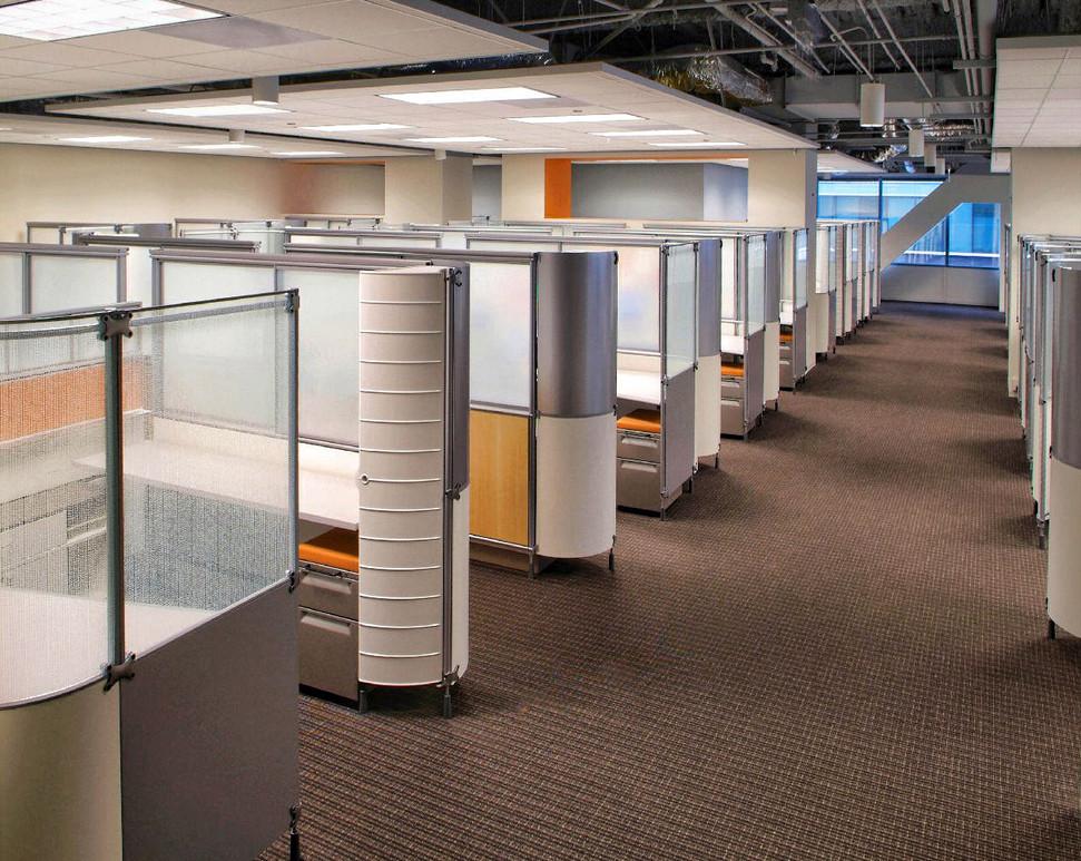 Office work stations Bill Crofton c_#1.j