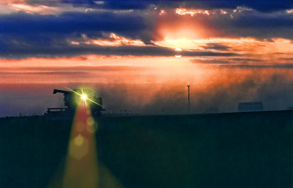John Deere sunset 2 Bill Crofton c .jpg