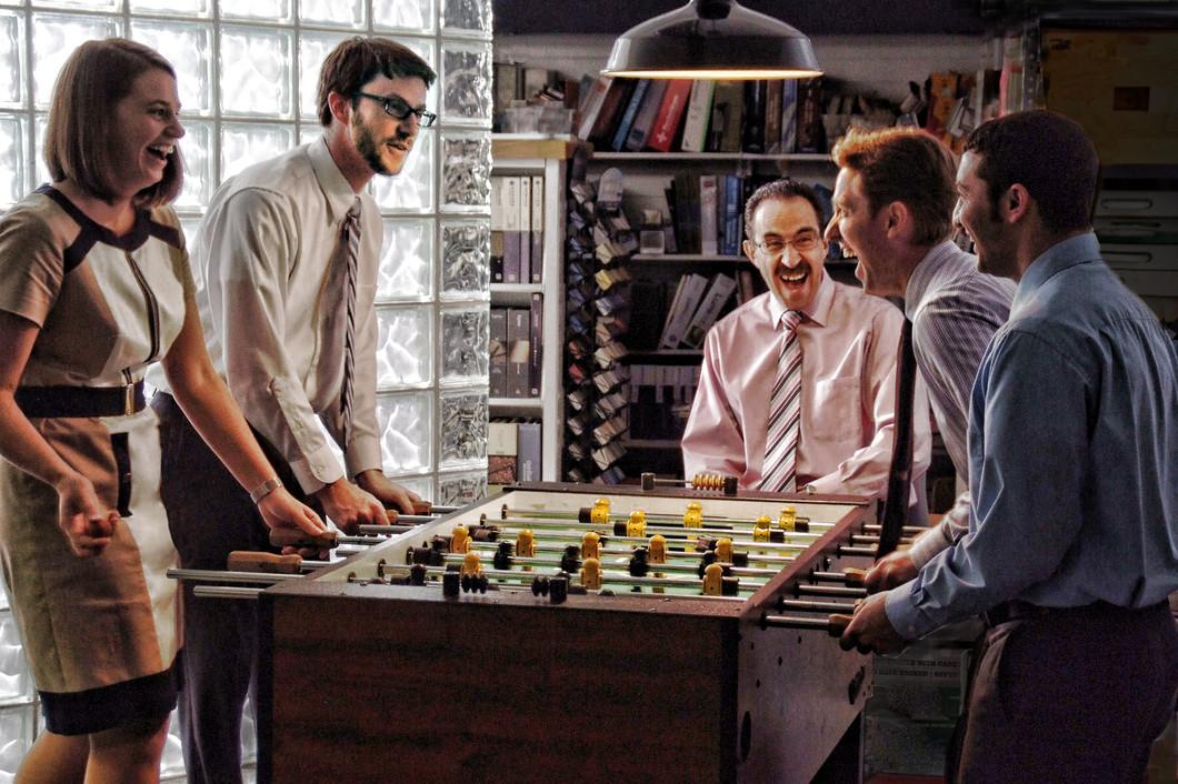 Foosball  fun Bill Crofton C.jpg