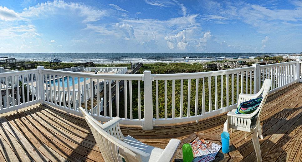 Ocean Isle NC 263 West 1st Upper deck Ai