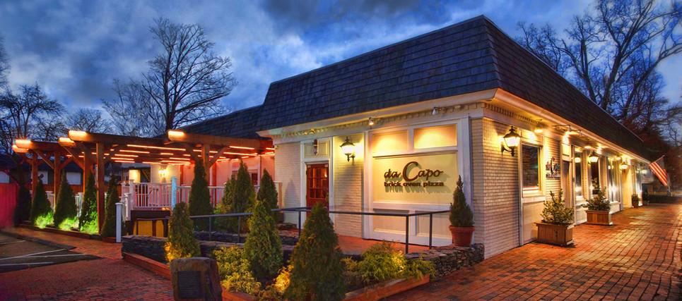 De Capos Restaurant Avon CT Bill Crofton
