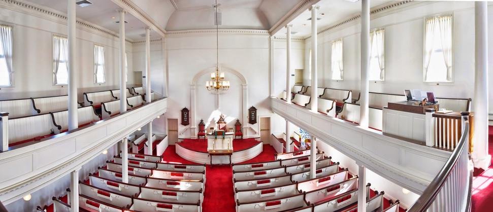 Congregational Church Avon CT Bill 'Crof