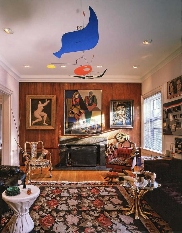 00006 0006 0028 Calder room Chicago Bill