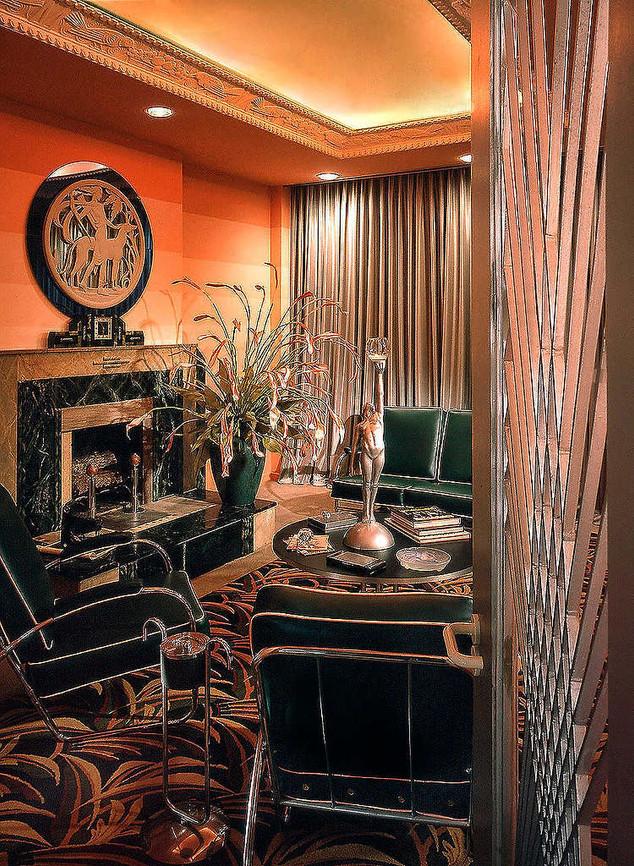 00039 0039 0004 1930 Art Deco Bill Croft