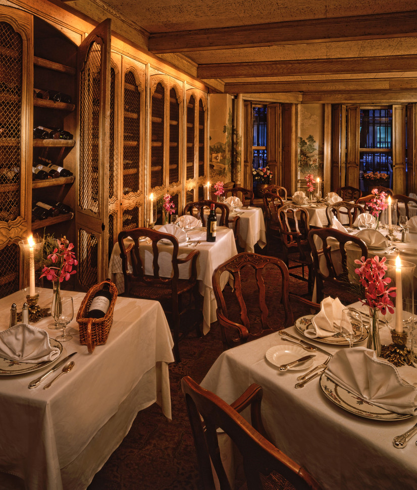 J Paul Restaurant Chicago Bill Crofton c