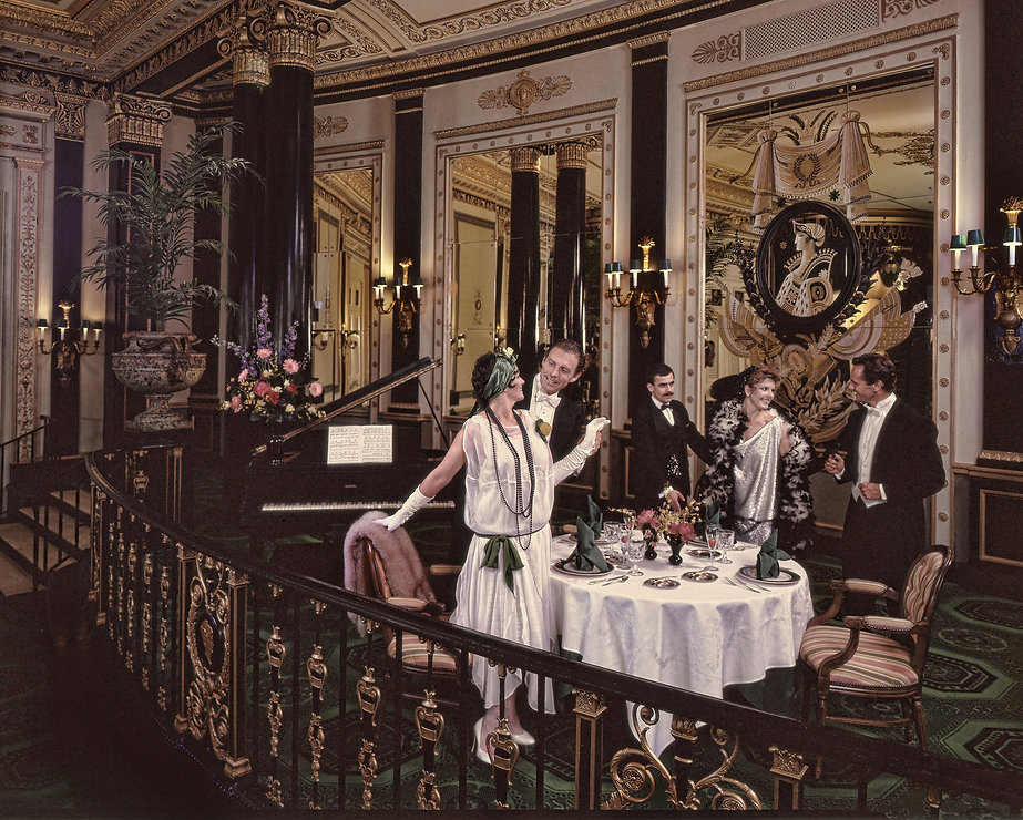 Palmer House Hotel Chicago Bill Crofton