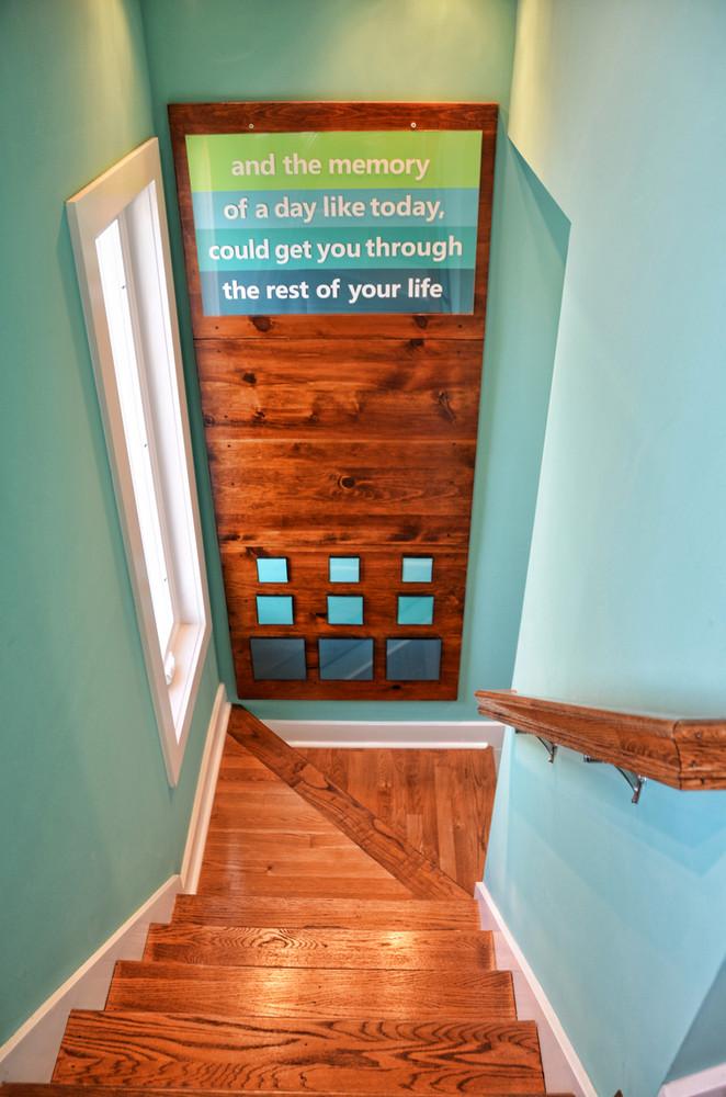 Ari BB Ocean Isle NC Stairs Bill Crofton