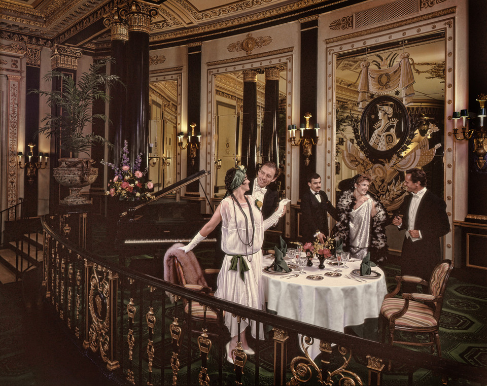 Palmer House Hotel Chicago Bill Crofton