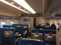 《新幹線ハンドキャリー》のぞみらいふ♪東京駅→京都駅行き