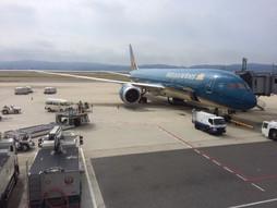 関西空港KIX~ベトナム・ノイバイ国際空港HANのハンドキャリー 往路編