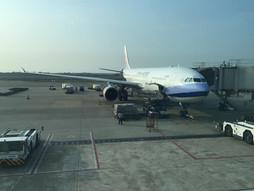 中部国際空港セントレアNGO〜タイ・バンコク・スワンナプームBKKのハンドキャリー 最終帰国編