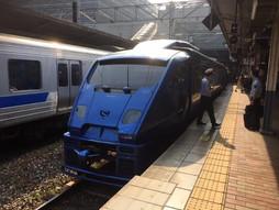 《新幹線ハンドキャリー》特急ソニックらいふ♪小倉駅→大分駅行き