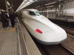 《新幹線ハンドキャリー》のぞみらいふ♪長野県松本市行き
