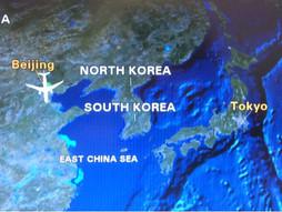 関西空港KIX~中国・北京国際空港PEK~羽田空港HNDのハンドキャリー 帰国お届け編