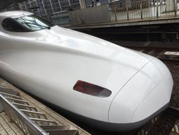 《新幹線ハンドキャリー》のぞみらいふ♪京都市中京区集荷→西新宿・東京オペラシティ行き