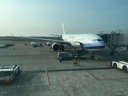 リアルタイム♪台湾・台北・桃園国際空港TPE〜中部国際空港セントレアNGOのリターンズ