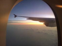 パリ・シャルルドゴール国際空港CDG〜バンコク・スワンナプーム国際空港BKKのトランジット中
