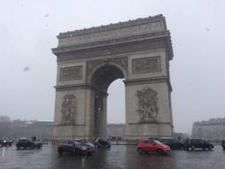 セントレアNGO〜フランス・パリ・シャルルドゴール国際空港CDGのハンドキャリー パリ滞在編 ②