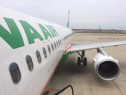 関西空港KIX~台湾・高雄国際空港KHHのハンドキャリー 往路編