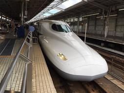 《新幹線ハンドキャリー》のぞみらいふ♪大阪市→岡山県倉敷駅行き