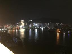 《海外国際ハンドキャリー》すろ〜らいふ♪釜山港の夜