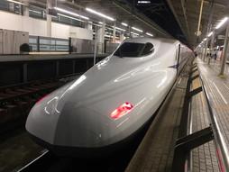 《新幹線ハンドキャリー》のぞみらいふ♪新大阪駅始発のぞみ200号