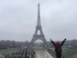 セントレアNGO〜フランス・パリ・シャルルドゴール国際空港CDGのハンドキャリー パリ滞在編