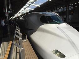 《新幹線ハンドキャリー》のぞみらいふ♪新大阪駅→九州の小倉駅行き