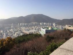 《海外国際ハンドキャリー》すろ〜らいふ♪釜山で山歩きしました!
