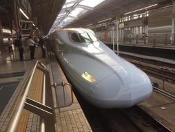 《新幹線ハンドキャリー》さくららいふ♪令和最初の夏至は西に向かふ
