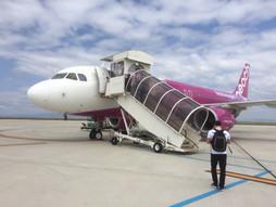 リアルタイム♪関西空港KIX~中国・香港国際空港HKGのハンドキャリー