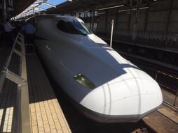 《新幹線ハンドキャリー》のぞみらいふ♪大阪府→大分県行き