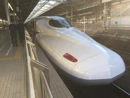 《新幹線ハンドキャリー》のぞみらいふ♪関空→東京・青山一丁目行き