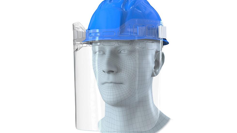 Hard hat PPE Visor (Pack of 25)