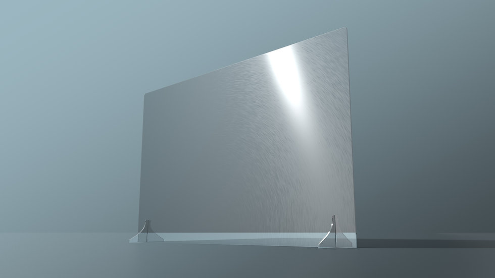 Acrylic protection screen (Large) - Full