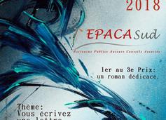 Concours d'écriture EPACA SUD 2018
