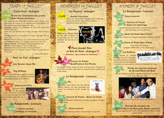 Festival Slam Grand Micro de Bois - Aubagne