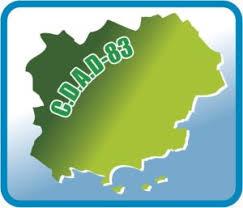 logo cdad 83