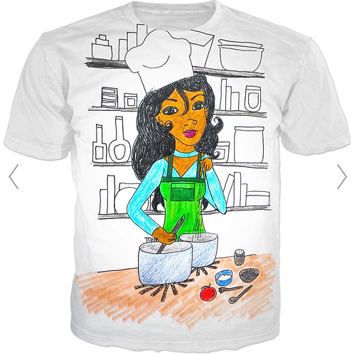 Cooking Up Greatness Shirt