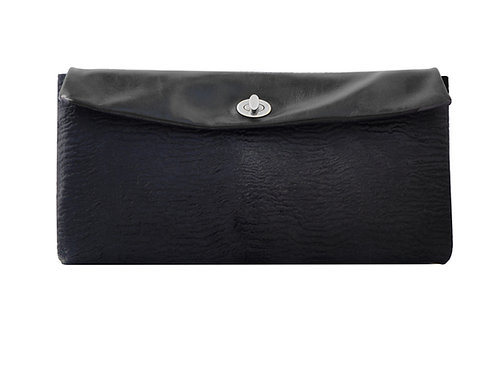 ASTRAKHAN POUCH