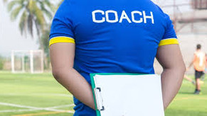 Volunteer to Coach