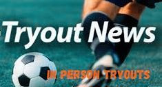 In Person Tryouts