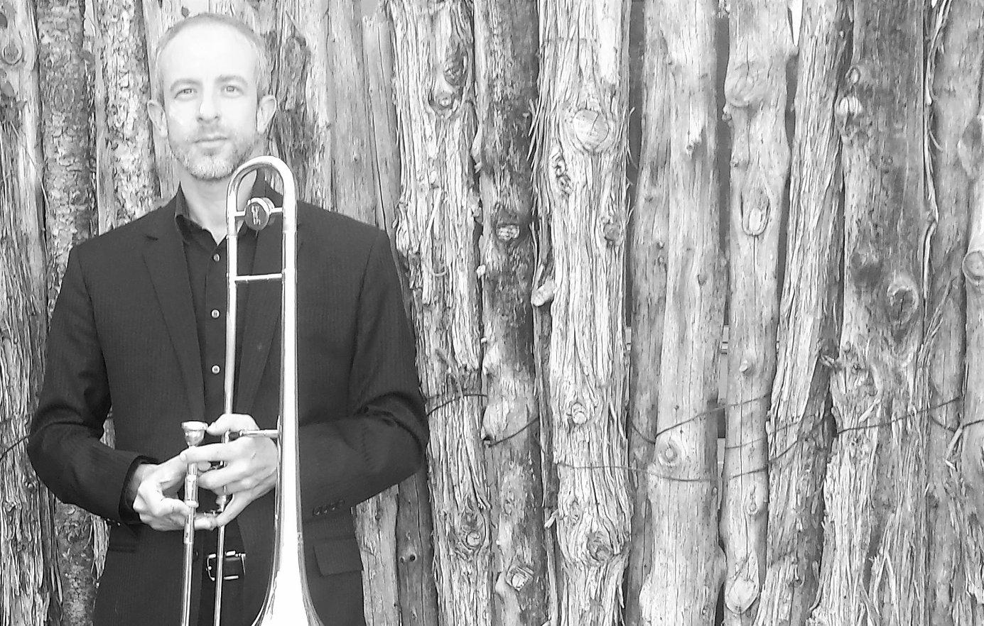 Ben Finberg jazz trombone