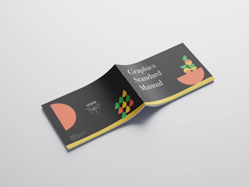 Graphic Standards Manual Cover