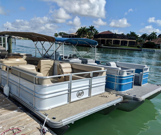 Marco Island Pontoon Rental