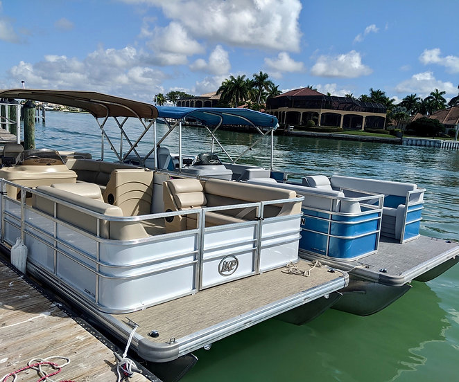 Marco Island Pontoon Rental